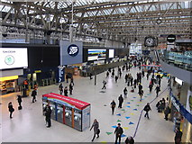 TQ3179 : Waterloo Station by Oast House Archive