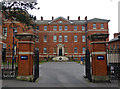 SO8455 : University of Worcester by Chris Allen