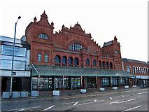 SD4364 : Winter Gardens Theatre by Richard Dorrell