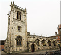 SE6051 : St Martin le Grand church, Coney Street, York by J.Hannan-Briggs