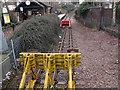 SO9084 : Double buffers, Stourbridge Town  by Stephen Craven