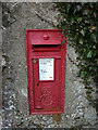 SD5373 : Edwardian postbox, Priest Hutton by Karl and Ali
