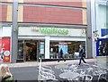 SE3033 : little Waitrose - Lands Lane by Betty Longbottom