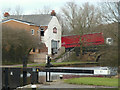 SD6006 : The Commercial Inn at Cale Lane Bridge from Lock 67 by Gary Rogers
