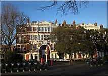 TQ2775 : Grove Mansions, Clapham Common by Derek Harper