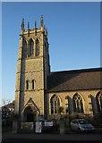 TQ2775 : Church of St Barnabas, Clapham Common by Derek Harper