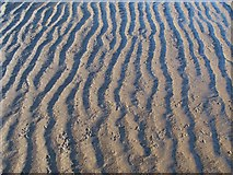 NZ2463 : Mud on the bank of the River Tyne at low tide by the King Edward Bridge by Mike Quinn