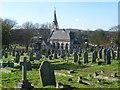 TQ4677 : Chapel in Plumstead Cemetery by Marathon