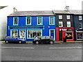 H4085 : Newtownstewart Pharmacy / 9th Avenue Pizzeria by Kenneth  Allen