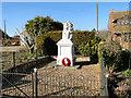 TL8194 : Ickburgh War Memorial by Adrian S Pye