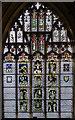 SE6051 : West window, All Saints' church, Pavement, York by Julian P Guffogg