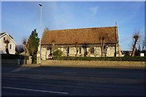 TL4658 : St Andrew the Less, Cambridge by Bill Boaden