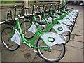 SJ3490 : Liverpool City Bike by Philip Halling