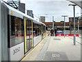 SJ8499 : Victoria Station Metrolink (February 2015) by David Dixon