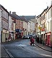 SO6024 : Broad Street, Ross-on-Wye by Jaggery