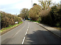 TM2951 : Entering Ufford on the B1438 Yarmouth Road by Adrian Cable