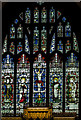 SE5951 : East window, Holy Trinity, Micklegate, York by Julian P Guffogg