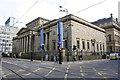 SJ8498 : Manchester Art Gallery, Mosley Street / Princess Street junction by Roger Templeman