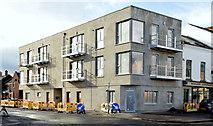 "J3473 : The ""Ivy Bar"" redevelopment site, Belfast (February 2015) by Albert Bridge"