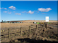 NZ4924 : Cowpen Bewley Landfill Site by Trevor Littlewood