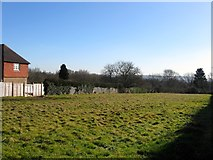 TQ3024 : Vacant Plot, Courtmead Road, Cuckfield by Simon Carey