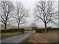 SE0454 : Green Lane, Halton East by Christine Johnstone