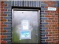 SU6050 : Closed Public Conveniences by Alex McGregor