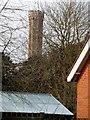 TL8145 : Pentlow Tower by Bikeboy