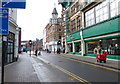 SK5804 : Fenwick department store in Leicester by Mat Fascione
