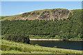 SN8967 : Pen-y-garreg Reservoir by Ian Capper