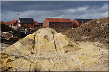 TA1330 : House building site on Rimswell Grove, Hull by Ian S