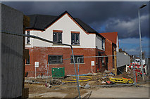 TA1330 : House building site on Exeter Grove, Hull by Ian S