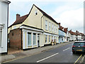 TL8522 : 37, 39 Church Street, Coggeshall by Robin Webster