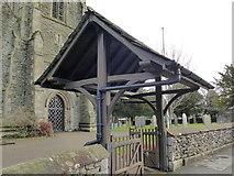 SD5095 : St Oswald, Burneside: churchyard (2) by Basher Eyre