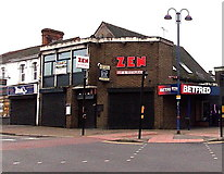 SU1585 : Zen in Gorse Hill, Swindon by Jaggery