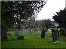 SD5095 : St Oswald, Burneside: churchyard (4) by Basher Eyre