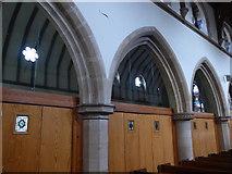 SD5095 : Inside St Oswald, Burneside (a) by Basher Eyre