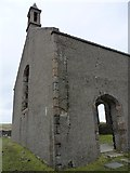 NR3143 : Ruined Church, Risabus, Islay by Becky Williamson