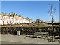 TM5492 : Wellington Gardens, Kirkley by Adrian S Pye