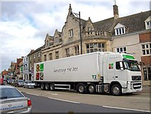 TF0920 : Why a bypass is needed for the A15 at Bourne, Lincolnshire by Rex Needle