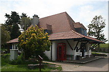 SS1496 : The Post Office, Caldey Island by Jo Turner