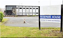 J4073 : Rosepark House, Belfast - February 2015(2) by Albert Bridge