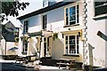 ST8806 : The Railway Hotel in Blandford Forum by Jonathan Hutchins