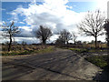 TM1276 : Bridleway off Mellis Road by Adrian Cable