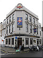 TQ2279 : The Crown & Sceptre pub by Oast House Archive