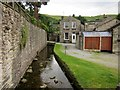 SK1482 : Mill Stream, Castleton by Derek Harper