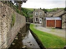 SK1482 : Mill Stream, Castleton by Derek Harper