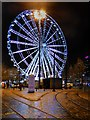 SJ8498 : The Piccadilly Wheel, Manchester by David Dixon