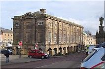 NU1813 : Northumberland Hall, Alnwick by Jim Barton