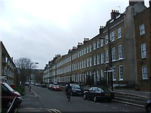 TQ3378 : Surrey Square, Walworth by Chris Whippet